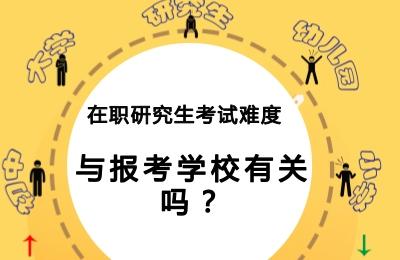 在职研究生考试难度与学校有关吗?.jpg